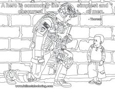 First They Came, Coloring Pages, Gun, Diagram, Hero, Heroes, Printable Coloring Pages, Military Guns, Kids Coloring