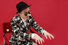 Zion.T from musinsa.com Zion T, Kpop Fashion, Eye Candy, Punk, Style, Swag, Punk Rock, Outfits