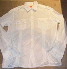 Ch 44  Inside arm 21     http://www.ebay.com/itm/Hugo-Boss-shirt-/271166992502?pt=US_Men_s_Dress_Shirts=item3f22cff076
