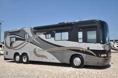 Used 2008 Country Coach Allure Motorhomes For Sale, Recreational Vehicles, Diesel, Aqua, Sunset, Country, Hot, Camper Trailers, Diesel Fuel