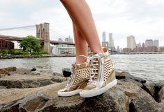 Fantásticas zapatillas urbanas de mujer | Calzado 2015