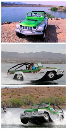 OMG! Cars for that James Bond lifestyle. This is what you've been missing out all your life! #spon #autoawesome