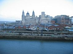 Liverpool, England- good city with lots of weird people. Liverpool History, Liverpool Home, Liverpool England, Beautiful Sites, Beautiful Places, Places To See, Places Ive Been, English Language Course, Seaside Village