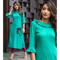 #kurties  #kurtiesdesign  #kurtiespettern  #kurtiesindian  #kurtiescoldsholderkurties  #kurtiespakistani  #kurtiesplazzo  #kurtiesindowestern  #kurtieswithjeans  #kurtieswithjacket  #kurtiestops  #kurtiesneckless  #shortkurties  #longkurties  #kurtieswithpant  #kurtieslinen Dress Neck Designs, Designs For Dresses, New Kurti Designs, Anarkali Kurti, Latest Kurti, Pearl And Lace, Boat Neck, Cold Shoulder Dress, Stylish
