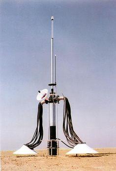"""""""baken"""" 1985 - 50x200x270 cm"""