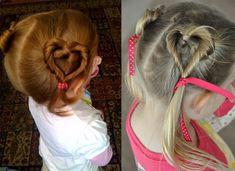 Cute Yet Amazing Valentine's Day Hairstyles & Ideas For Girls & Kids 2013 | Girlshue