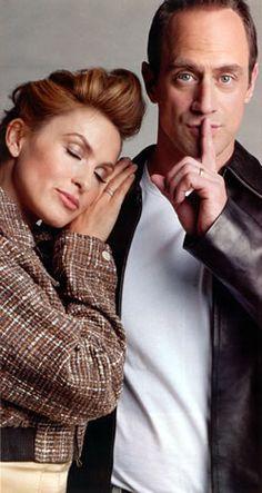 Benson & Stabler - Mariska Hargitay & Christopher Meloni