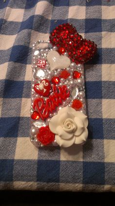 barbie case for iphone 5 by DazzlingCases on Etsy, $24.99
