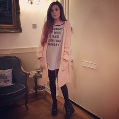 Bree)) Do to a misunderstanding me and Shawn broke up. Luckily we talked it through and he took me back.