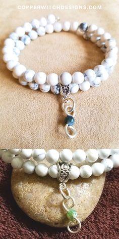 DIY Jewelry Kit, Easy Wrap Bracelets, Memory Wire Charm Bracelet, Choice of Charm, Beaded Jewelry Kits, DIY Jewelry Under One Hour Diy Jewelry Kit, Copper Jewelry, Etsy Jewelry, Artisan Jewelry, Jewelry Supplies, Beaded Jewelry, Jewlery, Beaded Necklace, Unique Bracelets