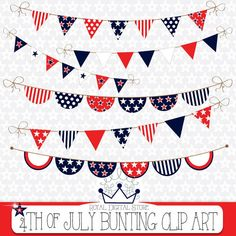 4th of July Bunting Clip Art : 4th of July Bunting Clip | Etsy #4thJuly #america #usa #banner #clipart #buntingbanner #american #4th #july #day #celebrating Banner Clip Art, Bunting Banner, Banners, Happy4th Of July, July 4th, 4th Of July Photography, 4th Of July Games, 4th Of July Fireworks, 4th Of July Decorations