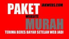paket website murah, harga paket website murah Website
