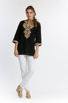 Lexi Tunic Sulu Collection $298