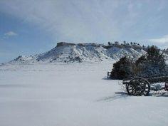 Nebraska snow