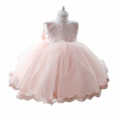 66.40$  Watch now - BBWOWLIN White Pink Flower Girl Dresses Girls Formal Dress Christmas Weddings Evening Birthday Party Dresses Kids Clothes 70045  #SHOPPING