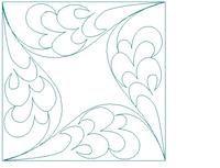 Terry Twist Shell Pattern