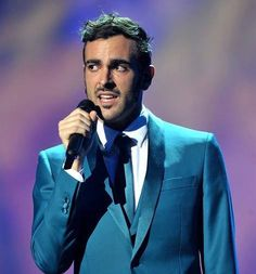 Marco Mengoni incanta anche all'Eurovision song contest!