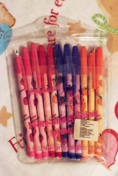 Loved these pencils