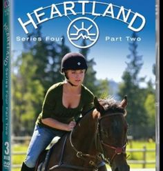 Win 1 of 5 Heartland Series 4 Part 2 DVD's