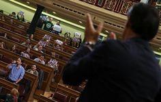 """Pablo Iglesias defiende el boicot a Felipe González como muestra de """"salud democrática"""""""