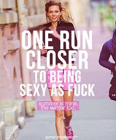 One run closer