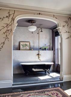 New York Townhouse Bathroom