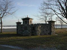 Fort Lenoir Rolland à Lachine