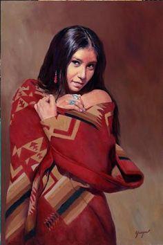 *John Yaeger - Western Artist*
