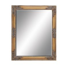 Woodland Imports Beveled Mirror