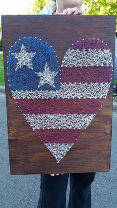 https://www.etsy.com/listing/208077407/patriotic-string-heart-on-rustic-wood