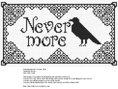 The Raven!- although with the bottom disclaimer all I can think is, you put it on the internet with the words free and copy you just gave up your ownership.