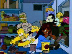 The Simpsons Search Engine - Create Memes and GIFs Simpsons Quotes, The Simpsons, Simpsons Meme, Futurama, Playlists, Simpsons Halloween, Halloween Boo, Happy Halloween, Simpson Tumblr