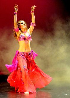 Belly dancer!