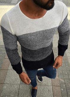 7215451c6 617 Best Modern men s knitwear-wool images in 2019