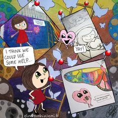 MIra(cle)Doodles - Elina Puohiniemi