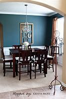 Amazing Dining Room Paint Colors Ideas #DiningRoomPaint #DiningRoom Dining Room Paint Colors, Relaxing Places, Places To Eat, Dining Table, Amazing, Painting, Furniture, Ideas, Home Decor