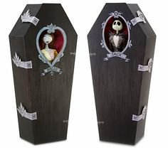 Jack Sally dolls ~ had a Jack Skellington porcelain doll (not like the one in the picture though) but I gave him to my best guy friend before he moved. Both share a love for this movie and it's maker, the great Tim Burton