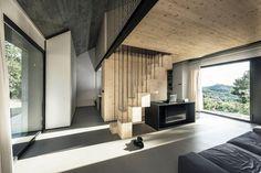 Karst House y la revitalición de una casa de piedra tradicional - despiertaYmira
