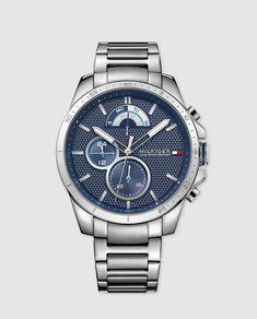 Reloj de hombre Tommy Hilfiger 1791348 multifunción