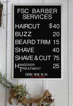 Barber Shop Can someone make a female version please