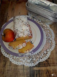 Szybkie ciasto z jabłkami mieszane łyżką | Słodkie okruszki French Toast, Food And Drink, Sweets, Breakfast, Cakes, Diet, Sweet Pastries, Breakfast Cafe, Goodies