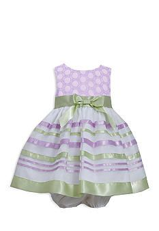 Shiny ribbons of green and purple adorn this organza dress to give it an elegant sheen your little angel can wear to any social event. The embroidered bodice contrasts the skirt to complete the look. Toddler Girl Dresses, Girls Dresses, Summer Dresses, Toddler Girls, Social Dresses, Organza Dress, Bonnie Jean, Easter Dress, Best Model