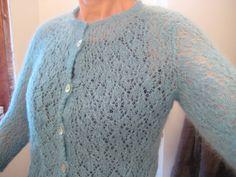 Bulknit's Mossy sweater