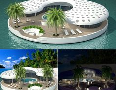 floating island to save the world ome homes lounge