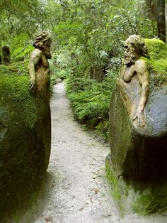 .PICAPIXELS / tumblr • madness-and-gods: William Ricketts Sanctuary in...