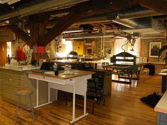 Renaissance Hall - Print Making Studio | Flickr - Photo Sharing!