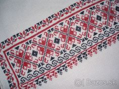 Traditional embroidery of the Slavs Folk Embroidery, Cross Stitch Embroidery, Embroidery Patterns, Cross Stitch Patterns, Bohemian Girls, Bohemian Art, Biggest Elephant, Mixed Media Art, Elsa