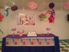 HappyBirthday Liz #violetta