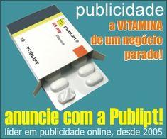 Rede Publipt. Faça Publicidade e ganhe também!  http://www.publipt.com/pages/index.php?refid=lagilo