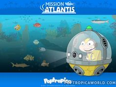 Poptropica Mission Atlantis Island Walkthrough Guide http://poptropicaworld.com/mission-atlantis-island-walkthrough-cheats/